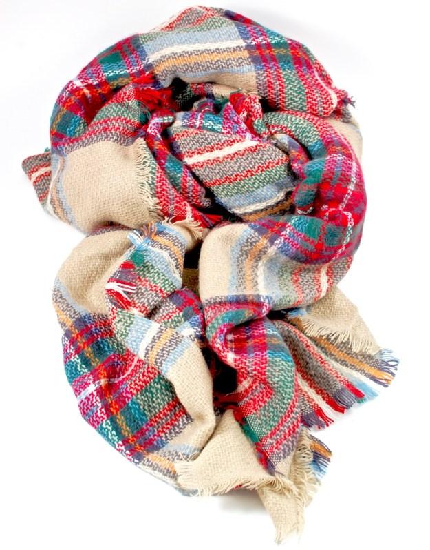 Modcloth FabFitFun scarf