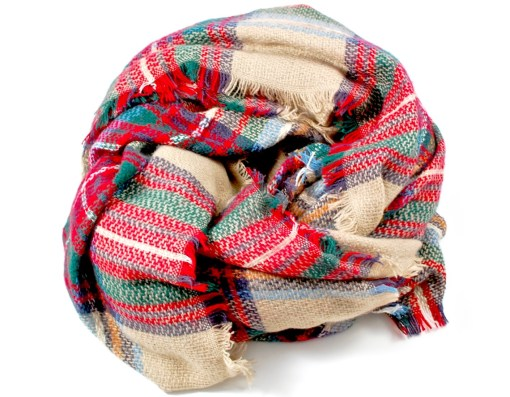 Modcloth plaid scarf