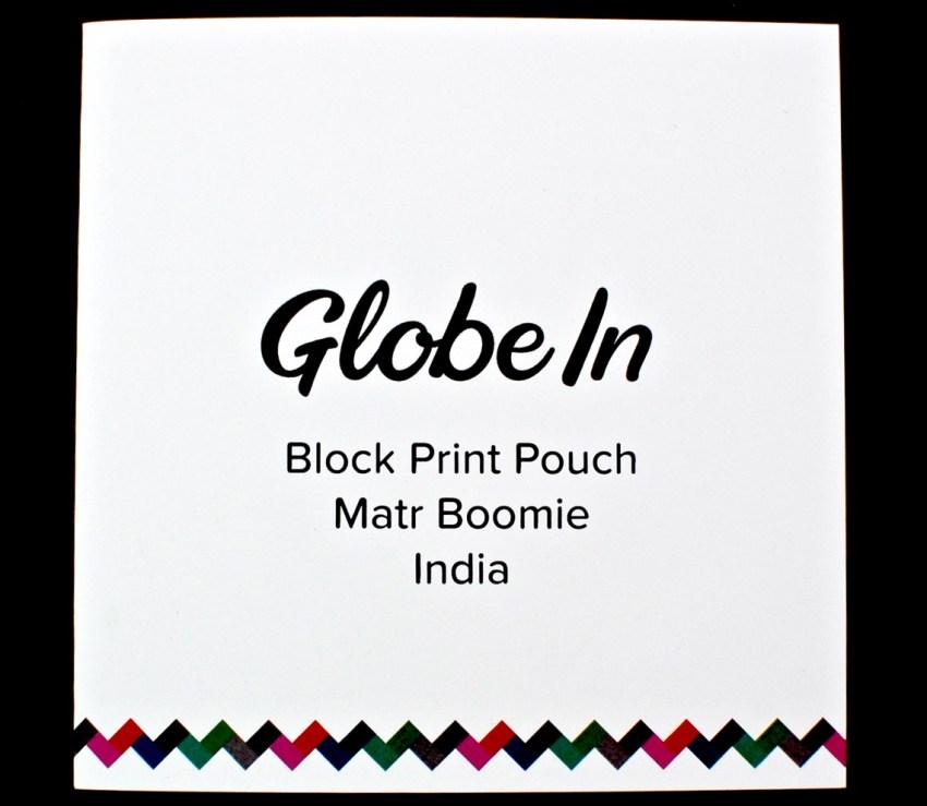 GlobeIn benefit basket