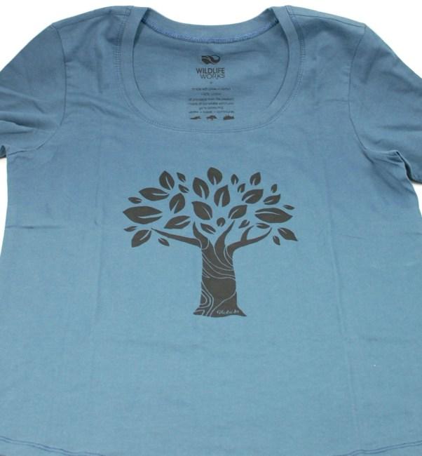 GlobeIn t-shirt