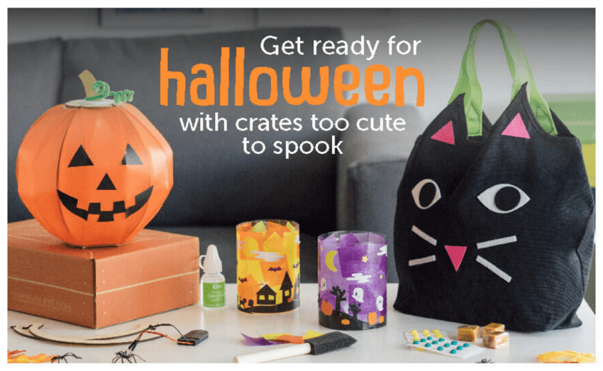 kiwi crate halloween