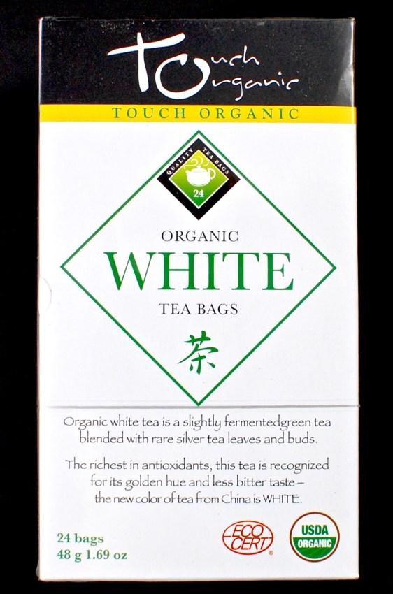 touch organic white tea