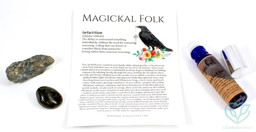 August 2016 Magickal Folk review
