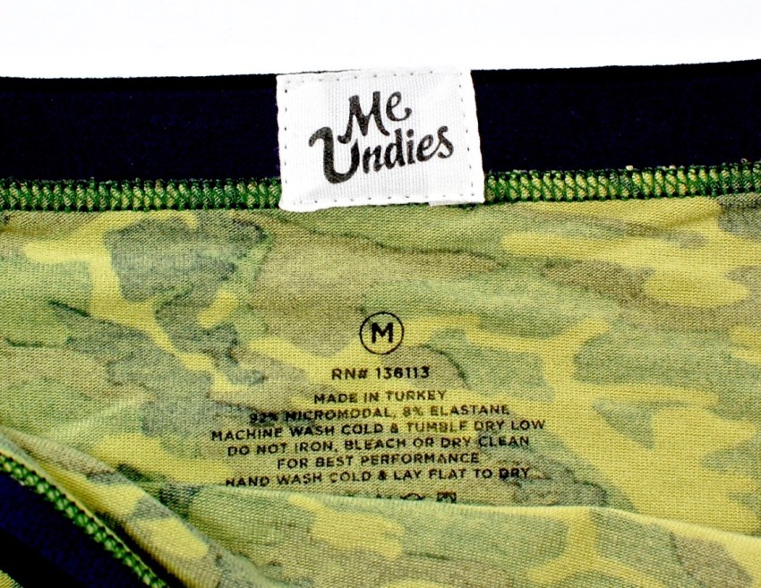 MeUndies tag