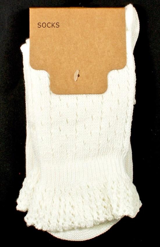 boot cuff socks