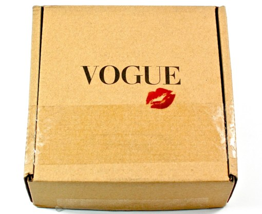 Vogue Kiss Box review