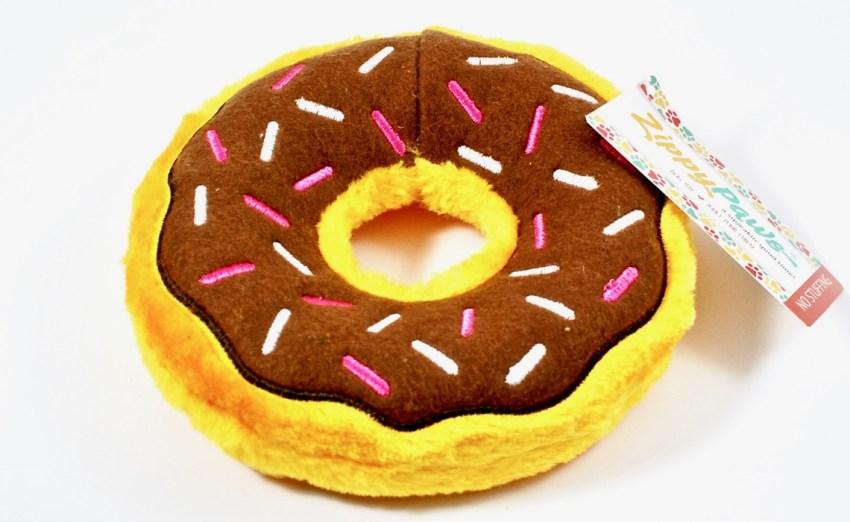 Zippy Paws donut