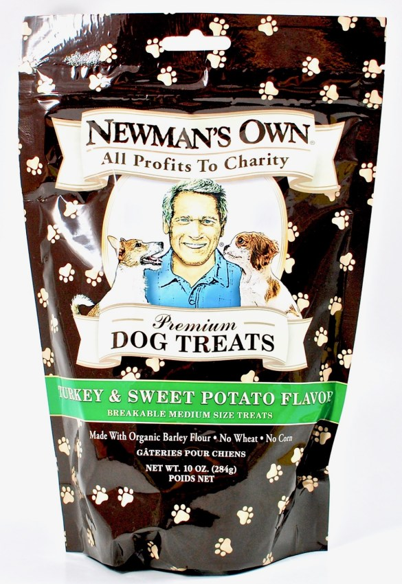 Newman's Own dog treats