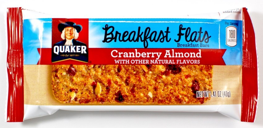 Quaker Breakfast Flats