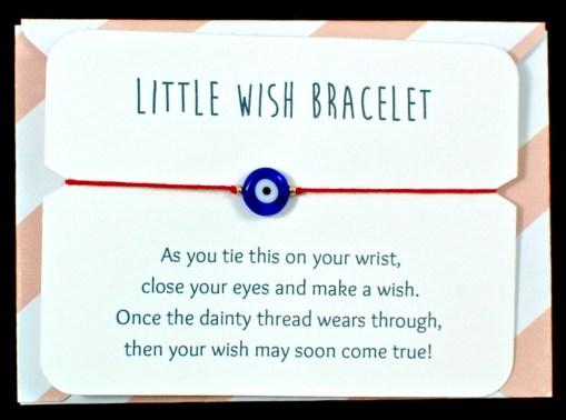 little wish bracelet