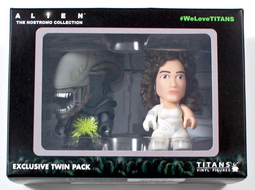 Alien vinyl 2 pack