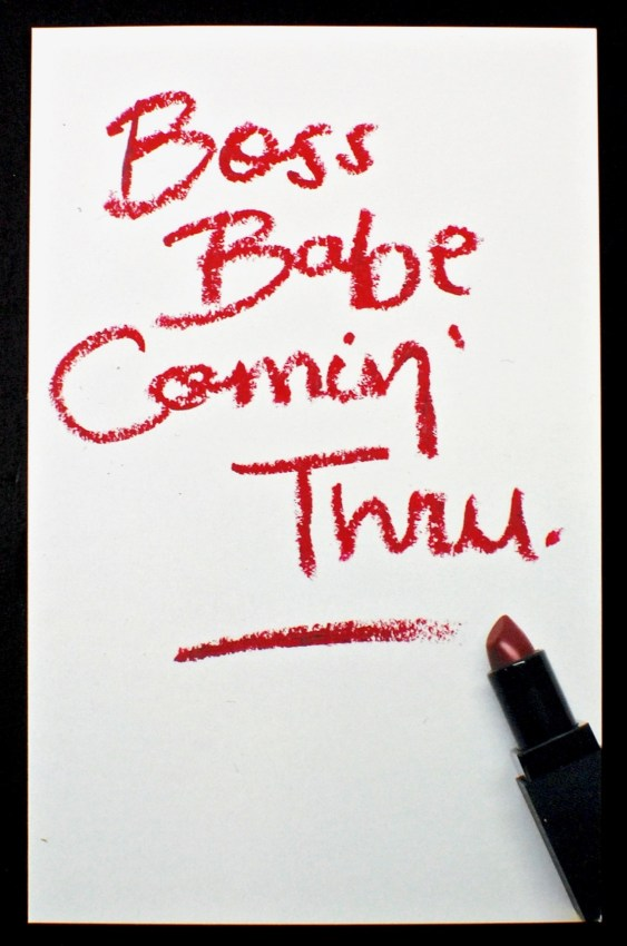 Boss Babe Beauty Box 5 review