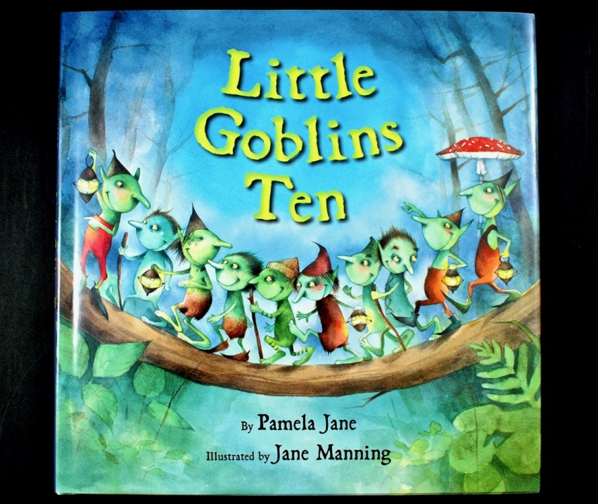 Little Goblins Ten book
