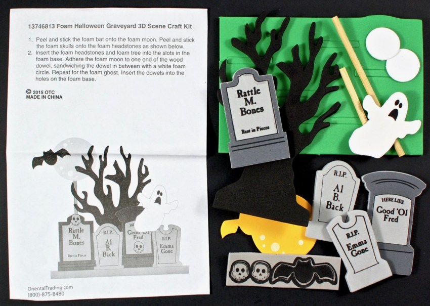 graveyard craft