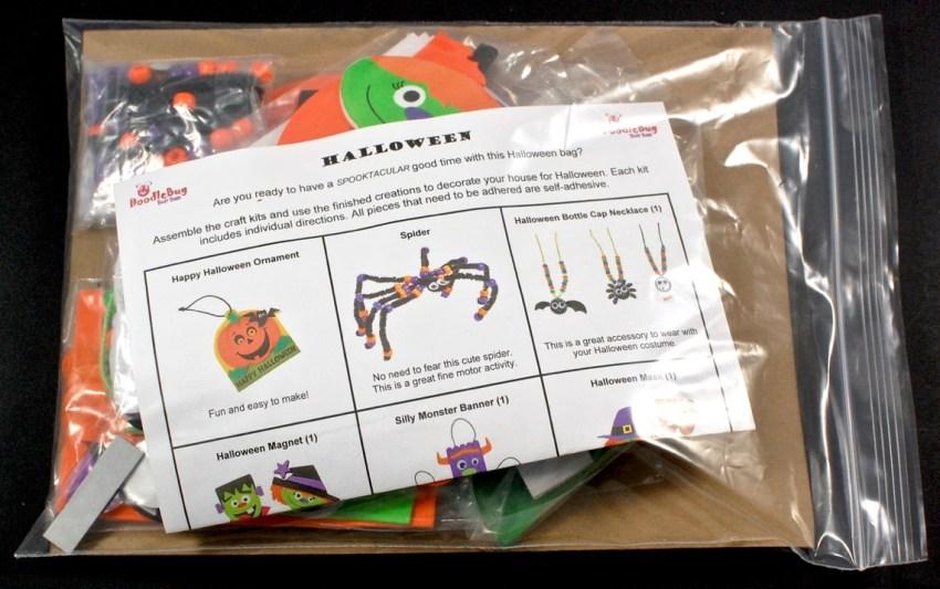 doodlebug busy bag review