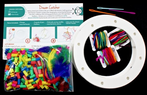 dream catcher craft