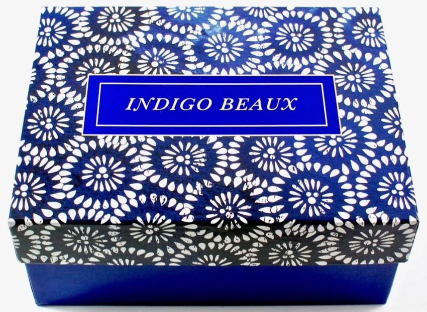 Indigo Beaux box