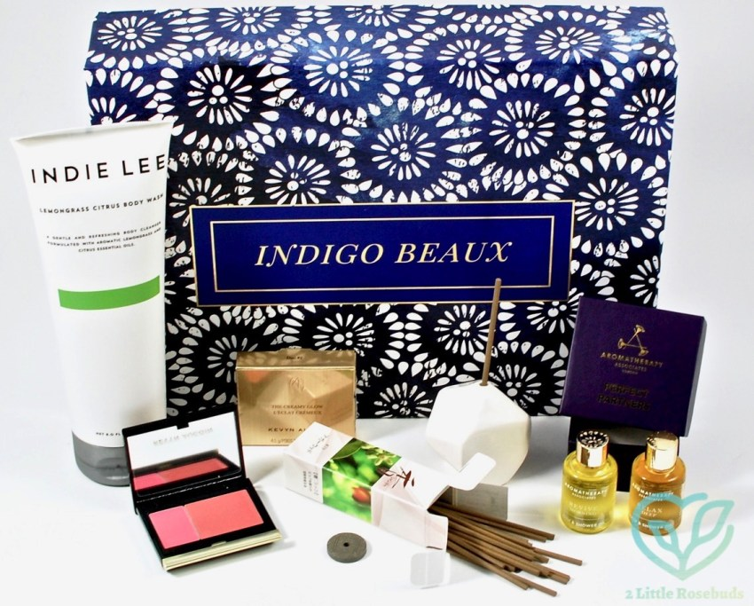 Indigo Beaux September 2016 Luxury Beauty Box Review