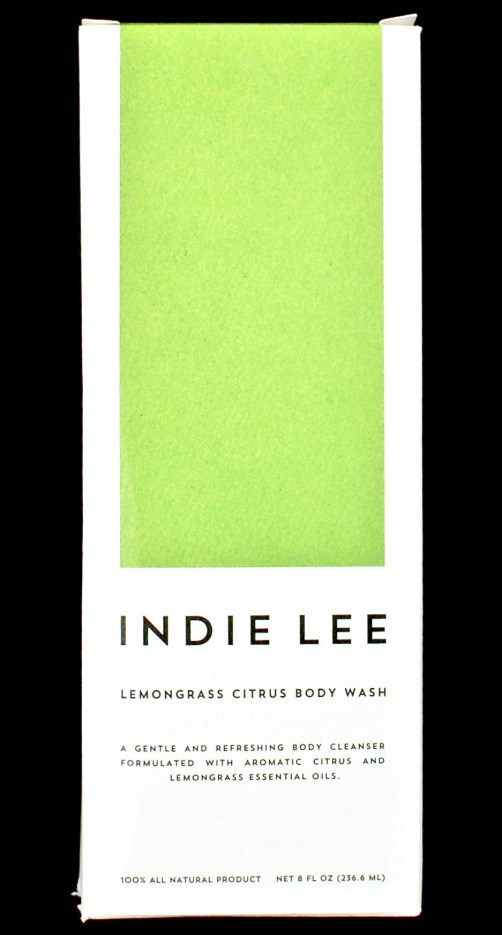 Indie Lee body wash