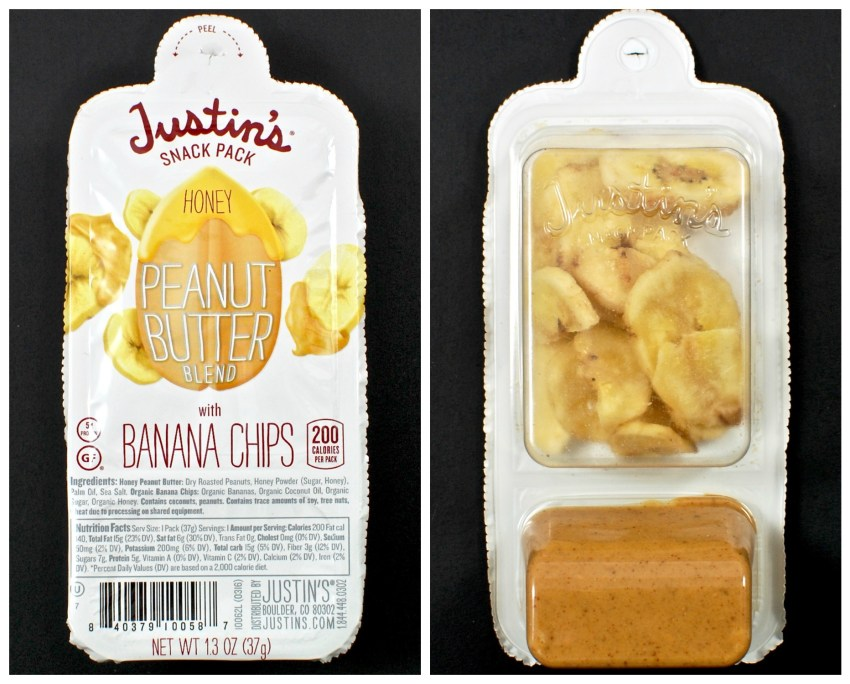 justin's banana