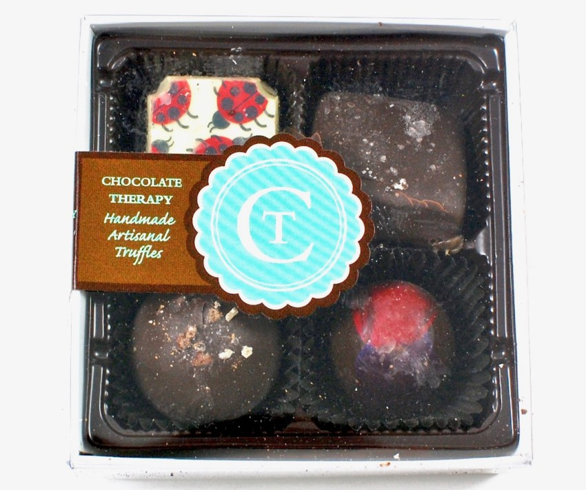 Chocolate Therapy truffles