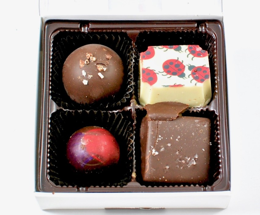 chocolate therapy sampler