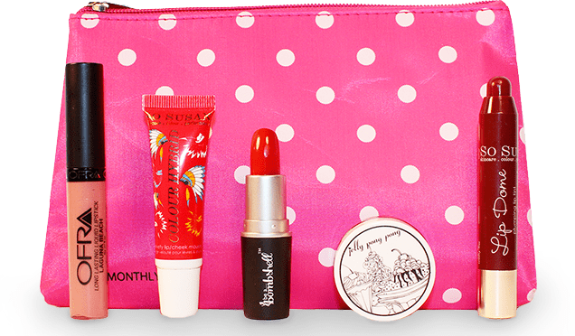 Lip Monthly subscription box