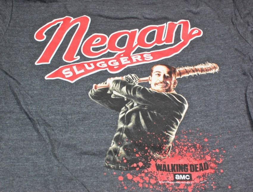 Negan Sluggers shirt