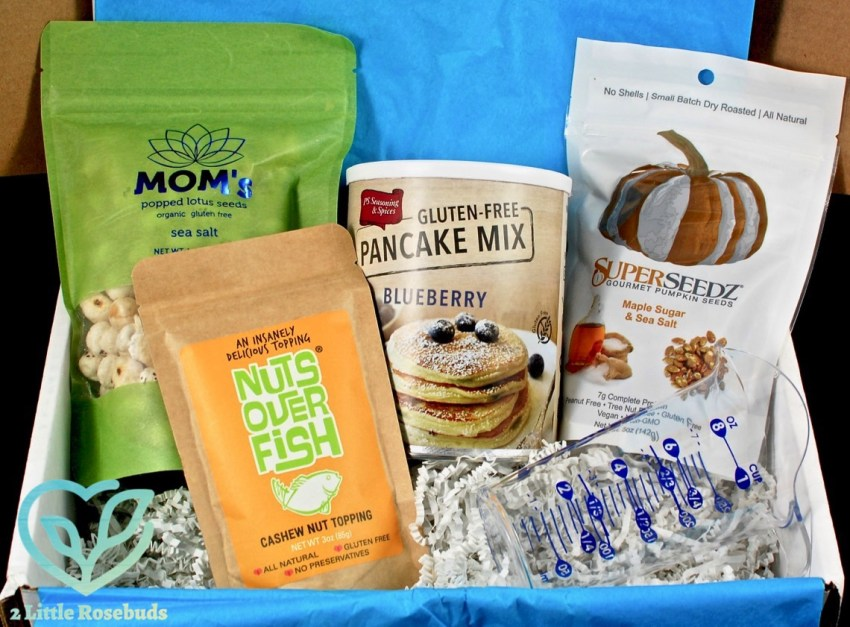 Mary's Secret Ingredients Fall 2016 Subscription Box Review & Coupon Code