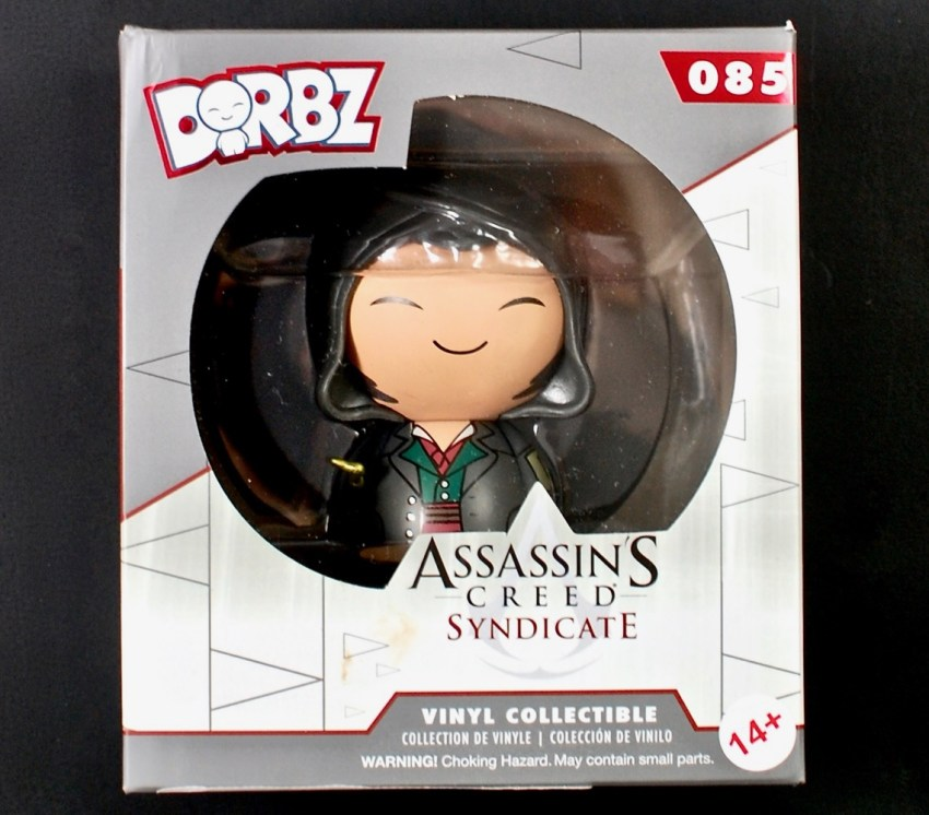 Dorbz Assassins Creed figure