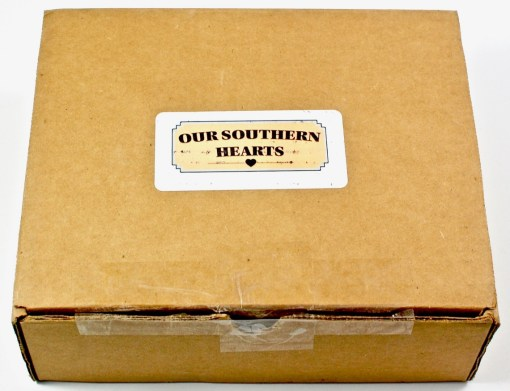 Our Southern Hearts box
