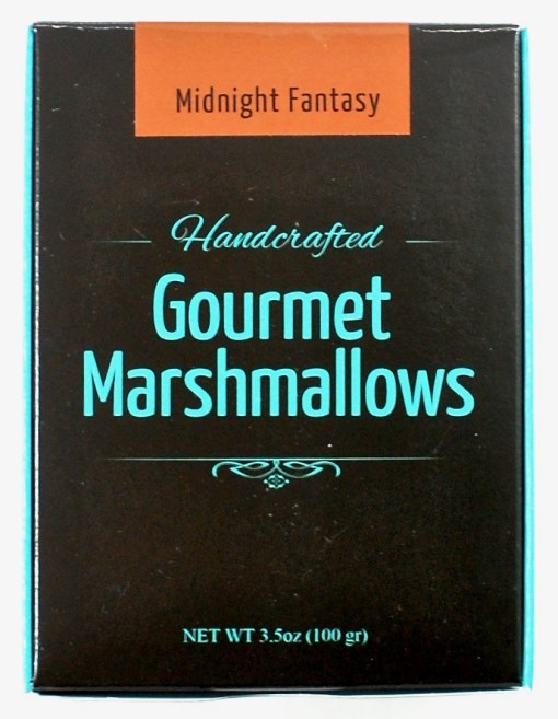 midnight fantasy gourmet marshmallows