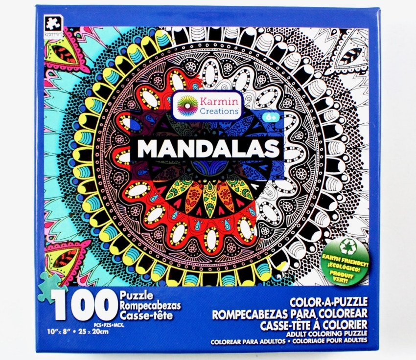mandalas puzzle