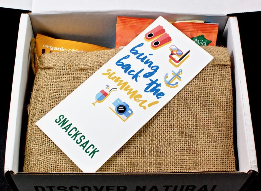Snack Sack review