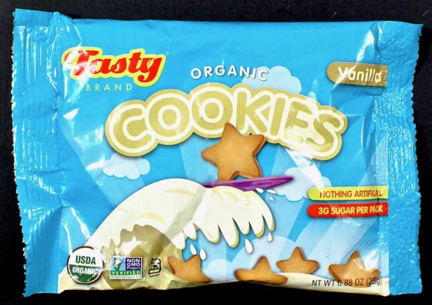 Tasty brand cookies