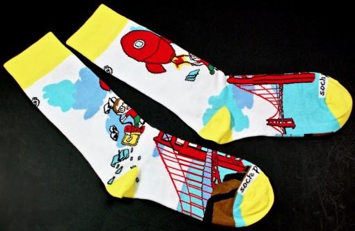 Sock Panda socks
