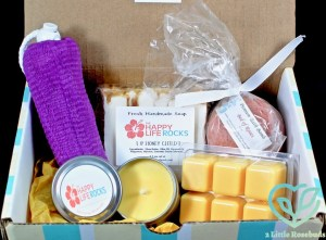 The Happy Life Rocks October 2016 Subscription Box Review