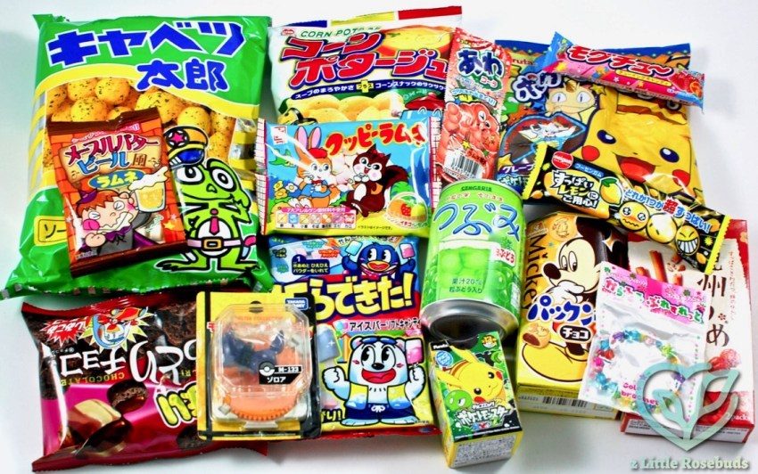 TokyoTreat September 2016 Japanese Candy Box Review