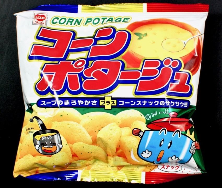 corn potage snack