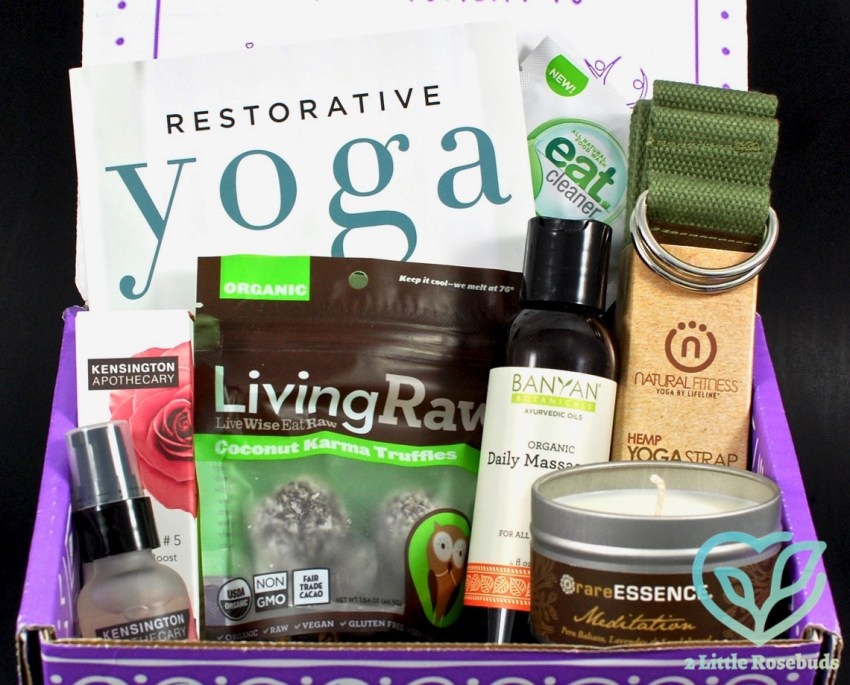 October 2016 Yogi Surprise review