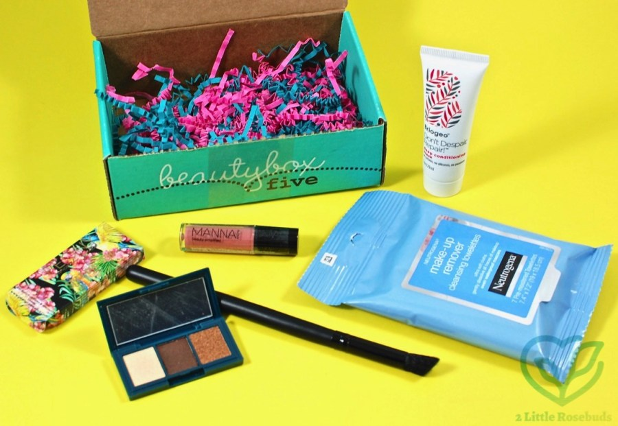 November 2016 Beauty Box 5 review