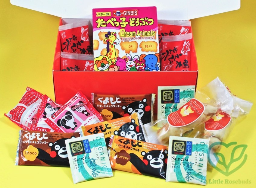 Bokksu November 2016 Subscription Box Review & Coupon Code