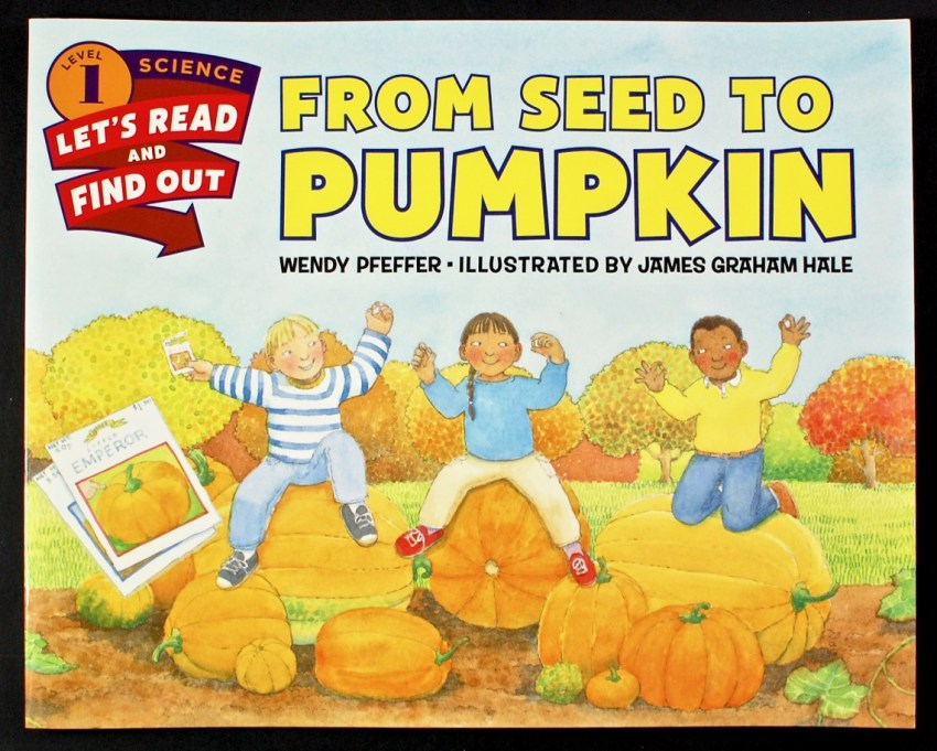 From Seed to Pumpkin book