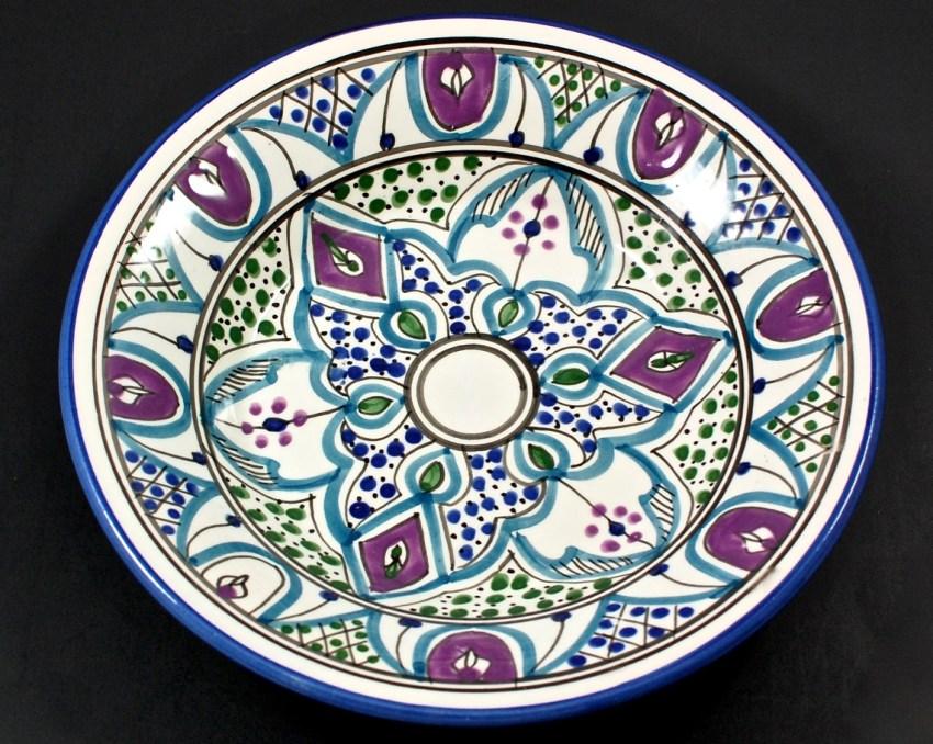 GlobeIn serving plate