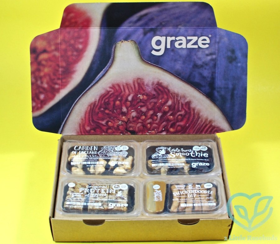 Graze November 2016 review