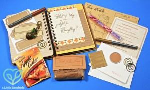 Holly Journals November 2016 Subscription Box Review & Coupon Code