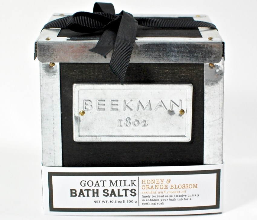 Beekman 1802 bath salts