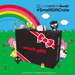 Loot Crate Sanrio Small Gift Crate Spoiler #1
