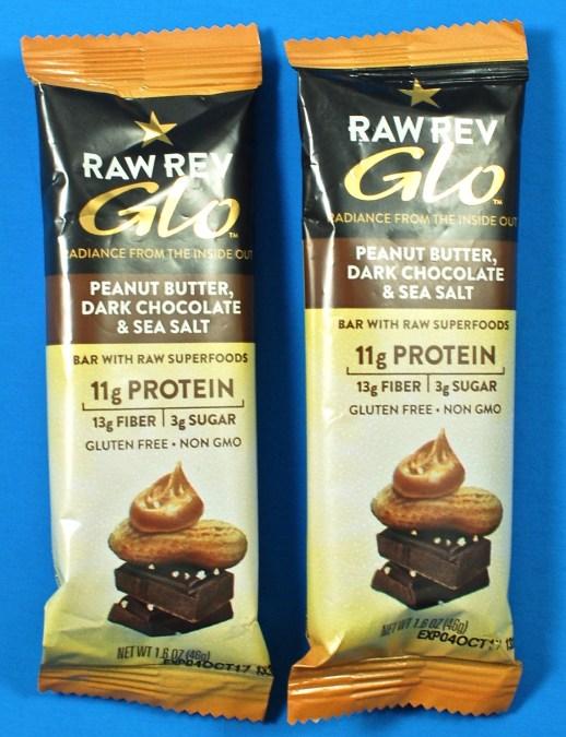 Rev Raw Glo bar