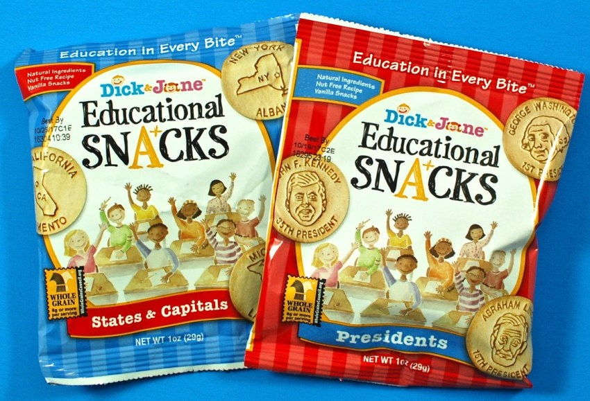 Educational Snacks